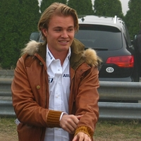 Nico Rosberget csak a magyar ralibajnok veri