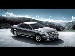 Cadillac SLS Coupe