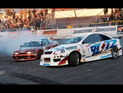 Opel Astra Coupe Drift