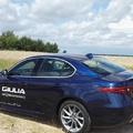 Villámrandi Júliával - Alfa Giulia 2.2 JTD próba