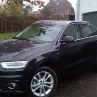 Újabb picit értelmetlen próbakör: Audi Q3 teszt