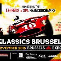 Programajánló: novemberben Brüsszelbe is ellátogat az Interclassics