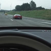 Carspottig: fejedelmi Honda NSX természetes környezetében