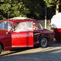 Carspotting: Ponton merci passzoló lakókocsival...