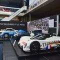 Le Mans belga ászai az Autoworld Múzeumban