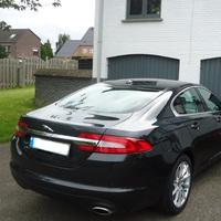 Jaguar XF 2.2d - a főnemes