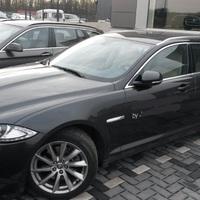 Jaguar XF emlékezetfrissítő tesztkör