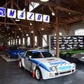 Villámlátogatás az augsburgi Mazda Classic múzeumban