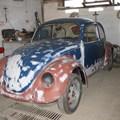 Volkswagen Bogár megmentve