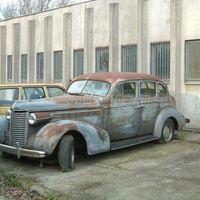 Könyörgöm! Valaki mentse meg! - Buick Roadmaster