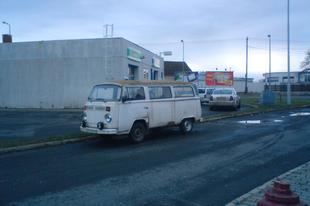 Menthető: VW T2