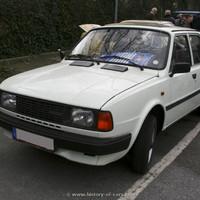Családi autók - 100-astól a Favoritig