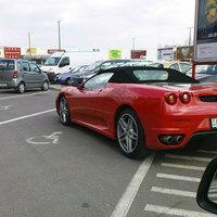 Roppant rokkant Ferraris