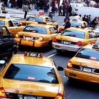 Okos taxis az M0-on