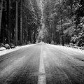 Havas úton vezetni