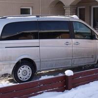 Ezüstmetál Mercedes Viano-t keresünk!