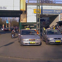 Taxisok tilosban