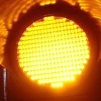 Vakító közlekedési lámpák?