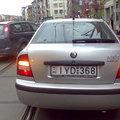 Villanyautó a Bécsi úton