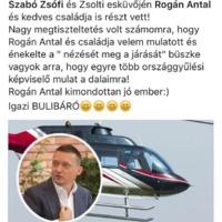 Kis Grófo dalban üzent Rogán Antalnak
