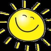 Hétágú napsütés