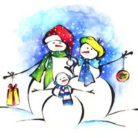 A Hóember karácsonya