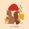 Rövid mókus mondóka