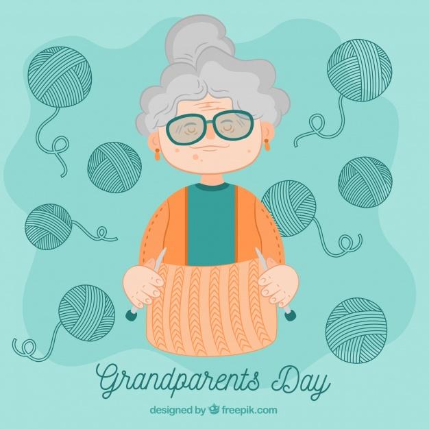 hand-drawn-grandmother-background-with-woolen-bundles_23-2147650582.jpg
