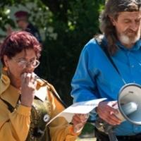 Lakatosné Jutka beszéde a hajléktalan emberek kriminalizációjának költségeiről