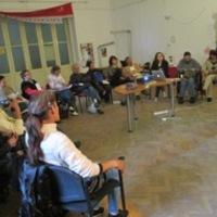 Érdekérvényesítő képzés hajléktalan és lakásszegénységben élő embereknek