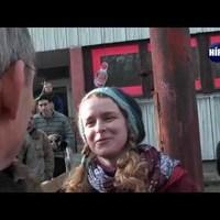 Az első budapesti börtönszálló ellen tiltakoztunk - videó