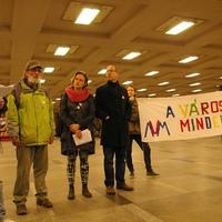 Egyezség született a hajléktalan emberek zaklató jellegű igazoltatása ellen