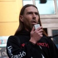 Papp Csaba beszéde a Klauzál téren