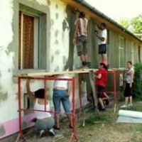 Közös építkezés a Szociális Építőtáborral - önkénteseket keresünk!
