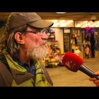 A zaklató igazoltatások vége - interjú a Civil Rádióban