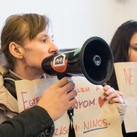 Lázár Terézia: Egy egészséges cserelakást szeretnék nekem és asztmás gyermekemnek