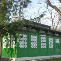 Budapesti Zöld Ház WC-k képekben