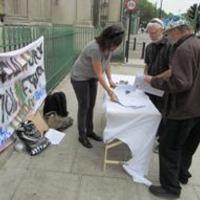 Nemzetközi szolidaritás a magyar hajléktalan emberekkel