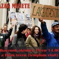 SZOMBATON: Harmadik Üres Lakások Menete