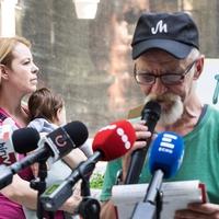 Lejár a kilakoltatási moratórium - Magyari Tibor beszéde