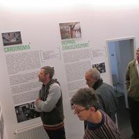 A Civil város kiállításon jártunk