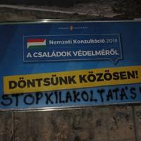 Köztéri lázadás a kilakoltatások ellen