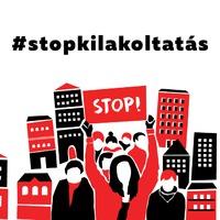 Stop kilakoltatás - írd alá a petíciót!