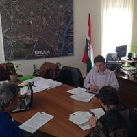 Találkozás az újbudai alpolgármesterrel - beszámoló