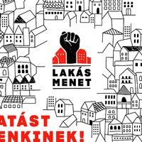 A Város Mindenkié csoport felvonulással hívja fel a figyelmet az egyre mélyülő lakhatási válságra