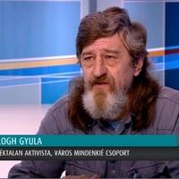 Kitiltják a hajléktalan embereket - Balog Gyula az ATV-ben