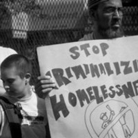 The criminalization of homelessness in Hungary  between 2010 and 2013
