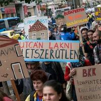 Pécs is üldözi a hajléktalan embereket
