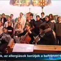 Gyertyafényes karácsonyi hangverseny