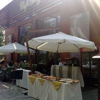 Café Ponyvaregény, Kopaszi-gát